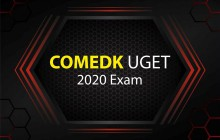 COMEDK UGET 2020 Exam - for B.Tech and B.Arch
