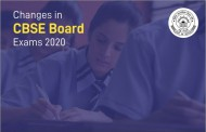 Changes in CBSE Board Exams 2020