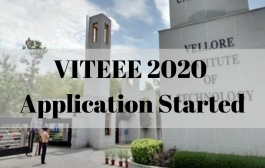 VITEEE 2020 application process begins. Get all the details here