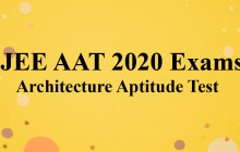 JEE AAT 2020 exams scheduled on 12 June. Get important info here