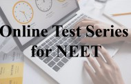 Online Test Series to help you crack NEET Exam