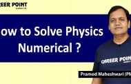 How to Solve Physics Numerical?
