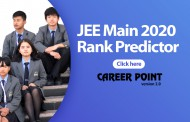 JEE Main 2020 Rank Predictor by Career Point