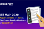 JEE Main 2020 Paper Solutions 6 January by Career Point