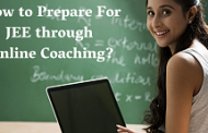 How to Prepare For JEE through Online Coaching?
