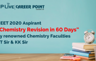 "Score more through CPLive ""Chemistry Revision In 60 Days for NEET 2020"""