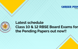 Latest Schedule Class 10 and 12 RBSE Board Exams 2020 For The Pending Papers