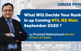 NTA JEE Main 2020: Factors & Tips That Will Decide Your Rank