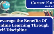 Self-discipline - A Significant Aspect of Online Learning