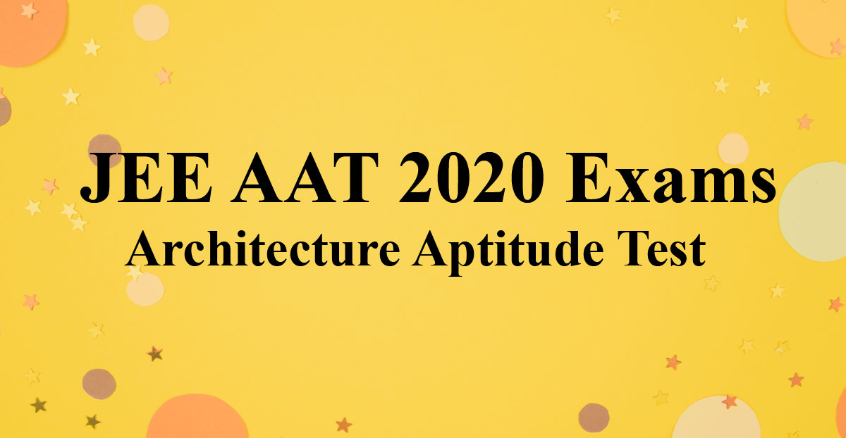 Architecture-Aptitude-test