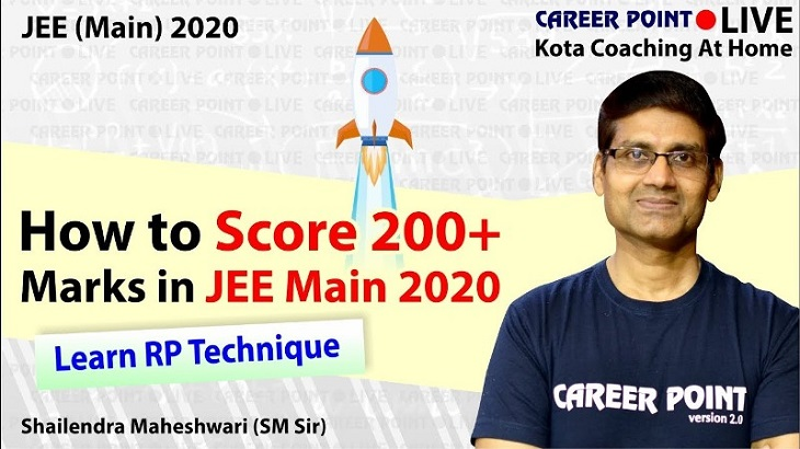 How to score 200 plus Marks in JEE Mains 2020