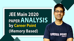 JEE Main 2020 Question Paper Analysis-cp