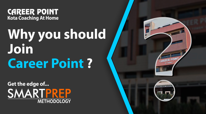 Why you should join Career Point?