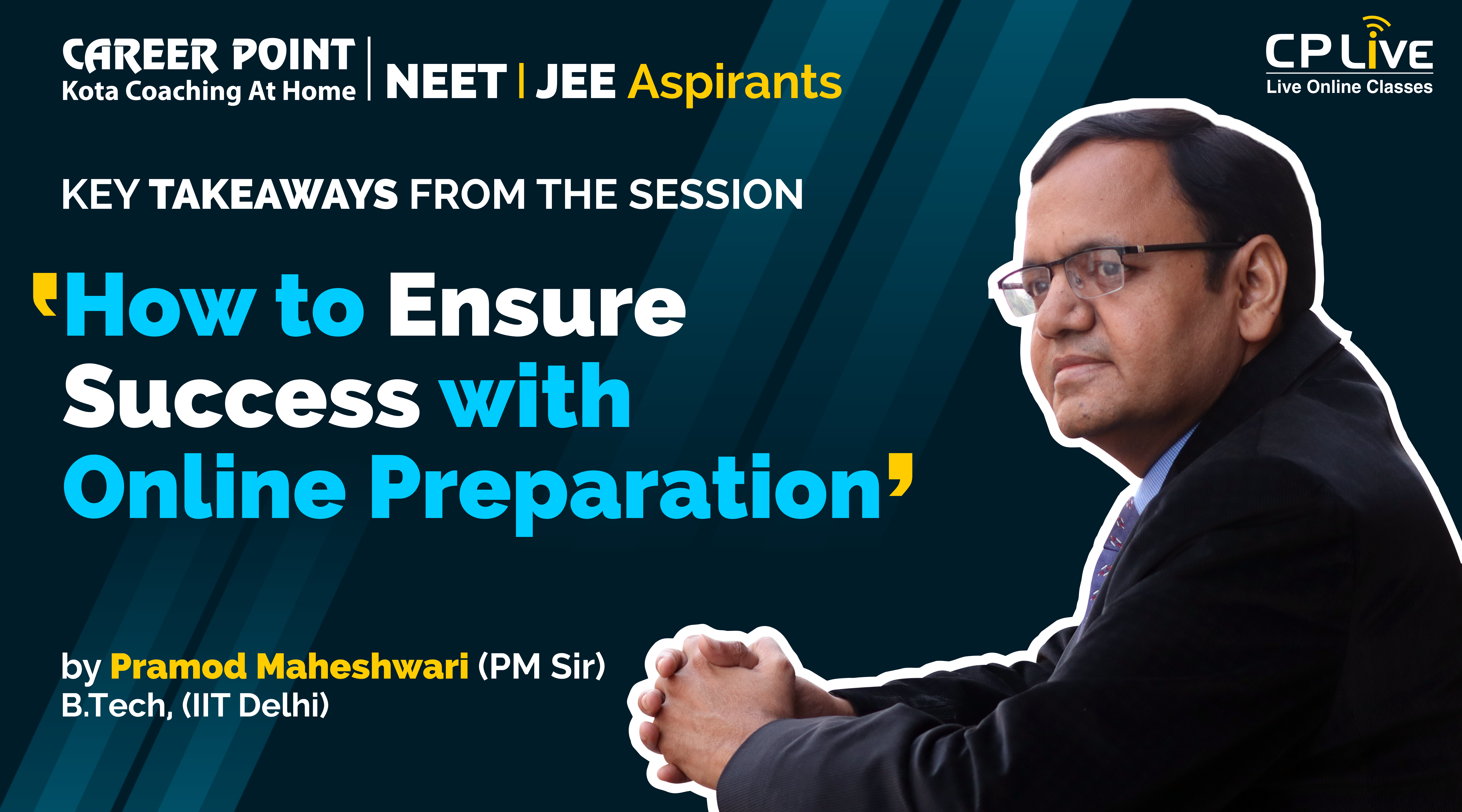 How to ensure success in NEET & JEE with online coaching