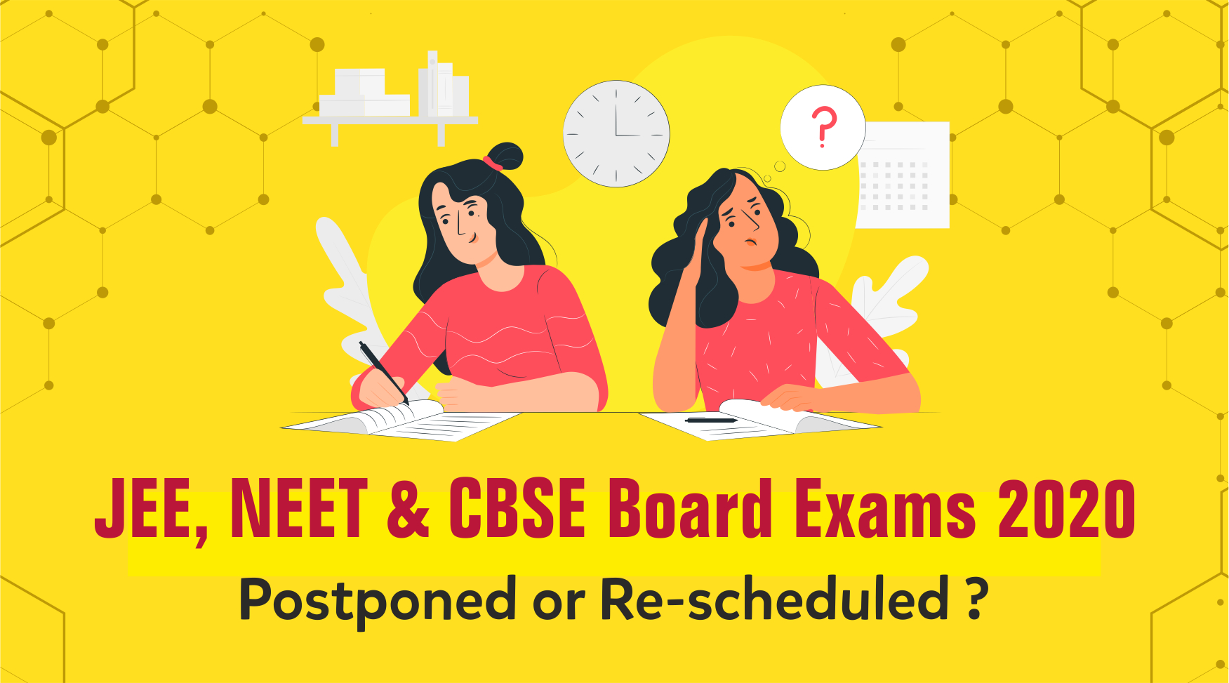 The final stance of the CBSE on pending class 10 and 12 board exams 2020