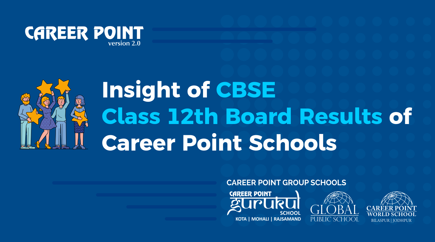 Insight of CBSE Class 12th Board Results of Career Point Schools
